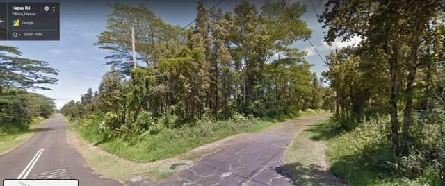 Hapuu Rd, Pahoa, HI 96778 (MLS #647805) :: Iokua Real Estate, Inc.
