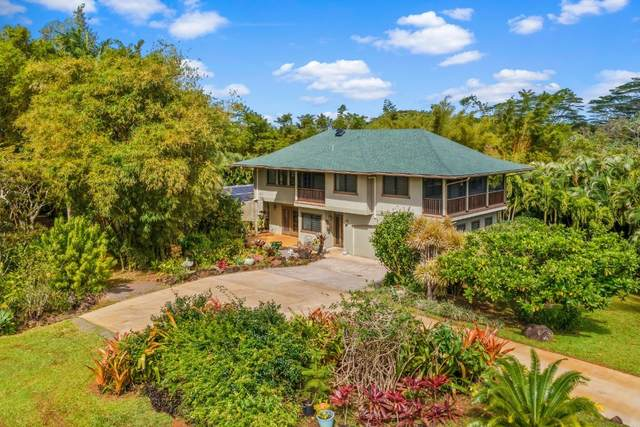 6213 Kahiliholo, Kilauea, HI 96722 (MLS #647829) :: Kauai Exclusive Realty