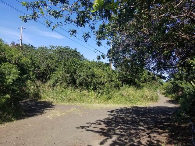 Address Not Published, Naalehu, HI 96772 (MLS #647973) :: LUVA Real Estate