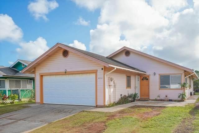 4281 Mano St, Lihue, HI 96766 (MLS #647999) :: Kauai Exclusive Realty