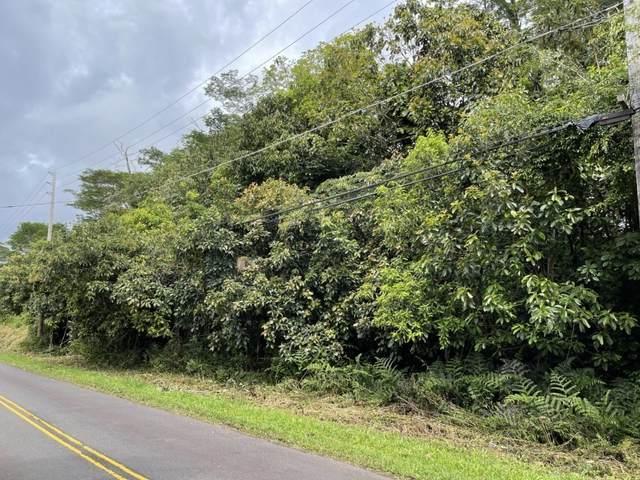 N Leilani Ave, Pahoa, HI 96778 (MLS #648117) :: Aloha Kona Realty, Inc.