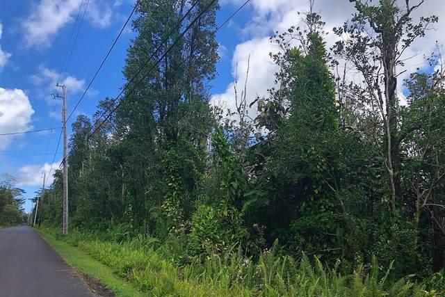 N Kupono St, Pahoa, HI 96778 (MLS #648119) :: Aloha Kona Realty, Inc.