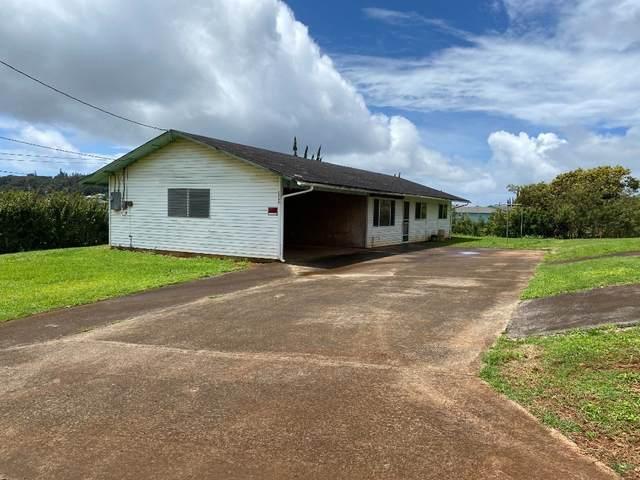 4623 Iwi Rd, Kalaheo, HI 96741 (MLS #648157) :: Kauai Exclusive Realty