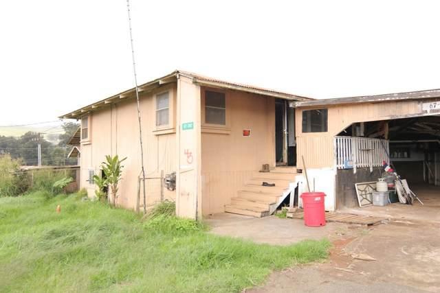 67-1242 Kaomoloa Pl, Kamuela, HI 96743 (MLS #648205) :: LUVA Real Estate