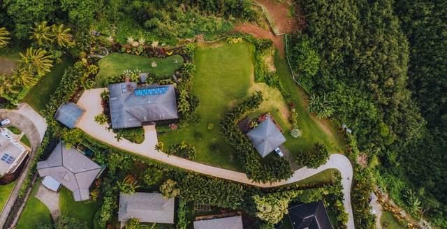3275 Kalihiwai Rd, Kilauea, HI 96754 (MLS #648219) :: Kauai Exclusive Realty