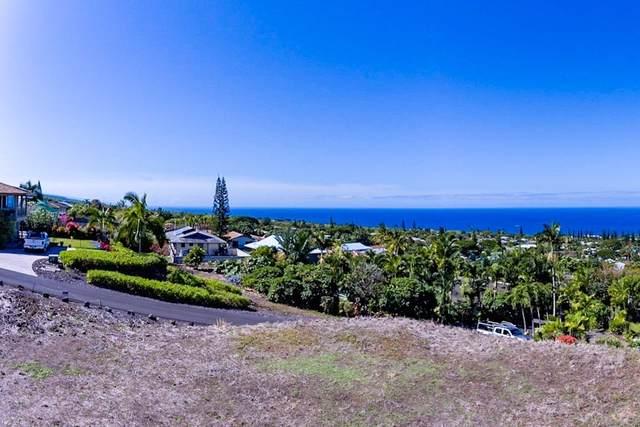 Melelina St, Kailua-Kona, HI 96740 (MLS #648247) :: Iokua Real Estate, Inc.