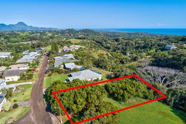 4041 Pai St, Kalaheo, HI 96741 (MLS #648343) :: LUVA Real Estate