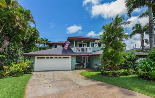 4050 Kaahumanu Pl, Princeville, HI 96722 (MLS #648345) :: Kauai Exclusive Realty