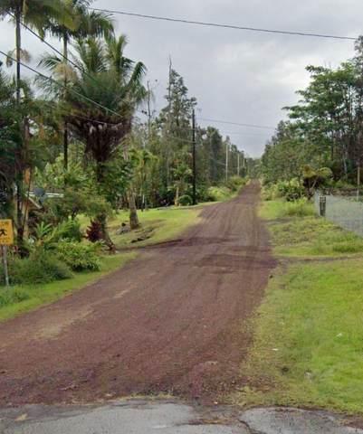 Tangerine Dr, Pahoa, HI 96778 (MLS #648389) :: LUVA Real Estate