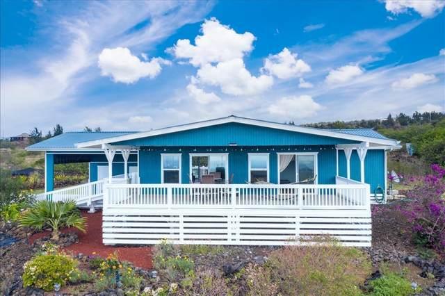 92-8574 Hibiscus Dr, Ocean View, HI 96737 (MLS #648393) :: Corcoran Pacific Properties