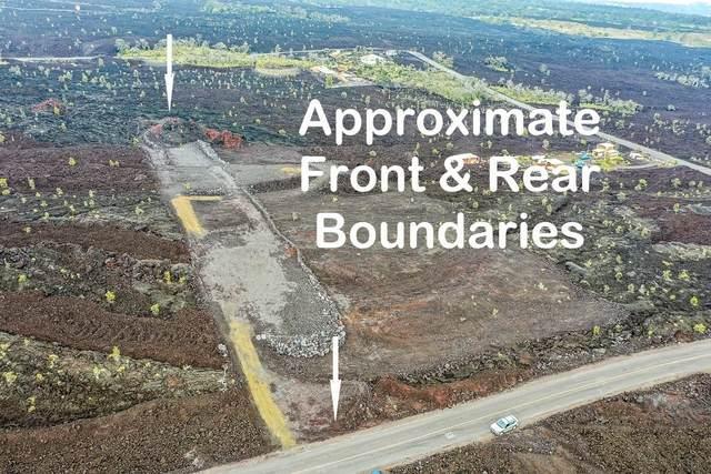 92-8280 Lurline Ln, Ocean View, HI 96737 (MLS #648421) :: LUVA Real Estate