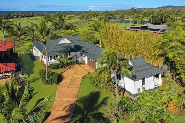 5007-A Lau Nahele Street, Koloa, HI 96756 (MLS #648465) :: Kauai Exclusive Realty