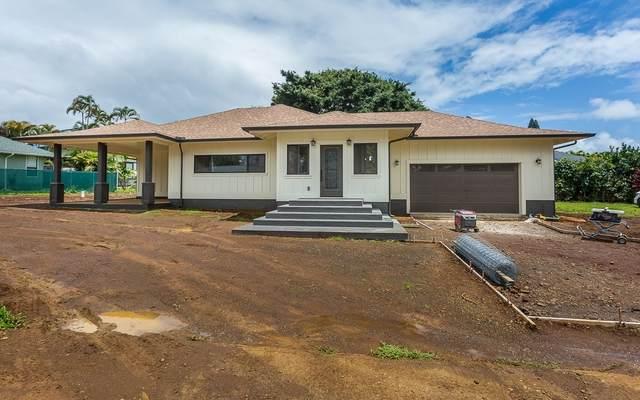 7169 Aina Pono St, Kapaa, HI 96746 (MLS #648501) :: Kauai Exclusive Realty