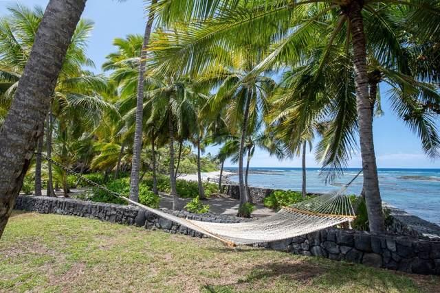 83-677 Keei Beach Road, Captain Cook, HI 96704 (MLS #648510) :: Corcoran Pacific Properties