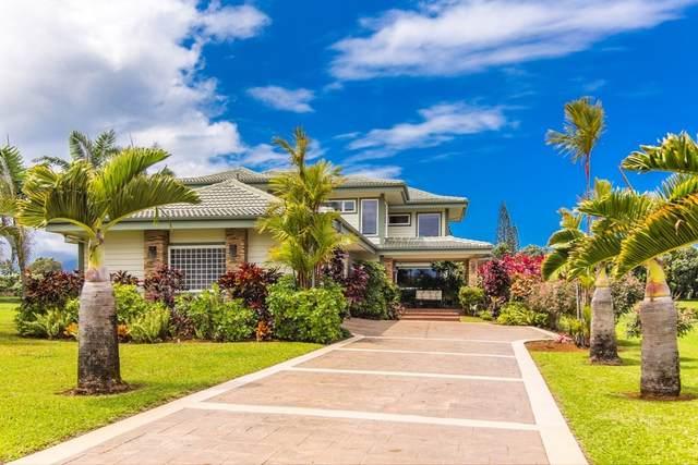 4080 Aloalii Dr, Princeville, HI 96722 (MLS #648521) :: Kauai Exclusive Realty
