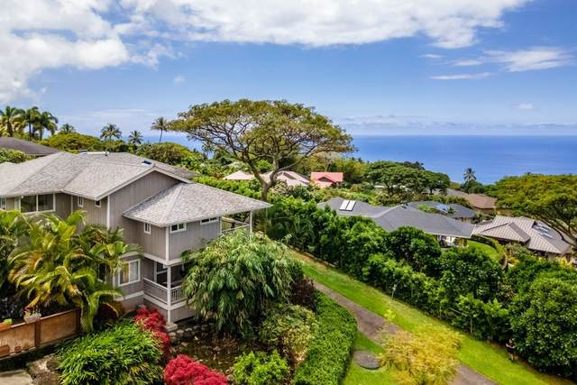 77-137 Kalaniuka St, Holualoa, HI 96725 (MLS #648524) :: LUVA Real Estate