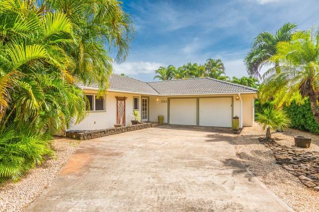 1752 Kelaukia St, Koloa, HI 96756 (MLS #648549) :: Corcoran Pacific Properties