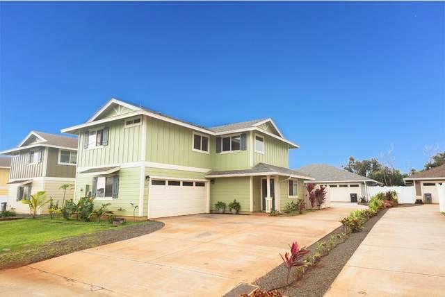 4155 Kenikeni Pl, Lihue, HI 96766 (MLS #648555) :: Corcoran Pacific Properties