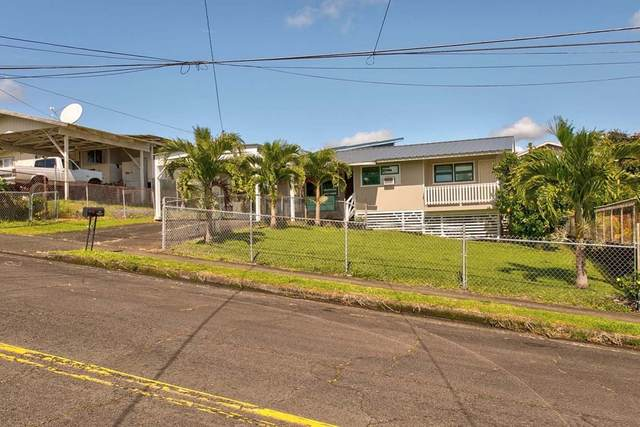 454 Hilinai St, Hilo, HI 96720 (MLS #648579) :: Iokua Real Estate, Inc.
