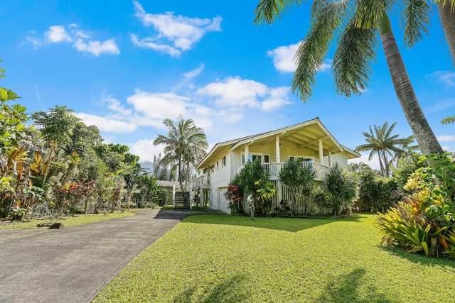 4679 Emmalani Dr, Princeville, HI 96722 (MLS #648640) :: Kauai Exclusive Realty