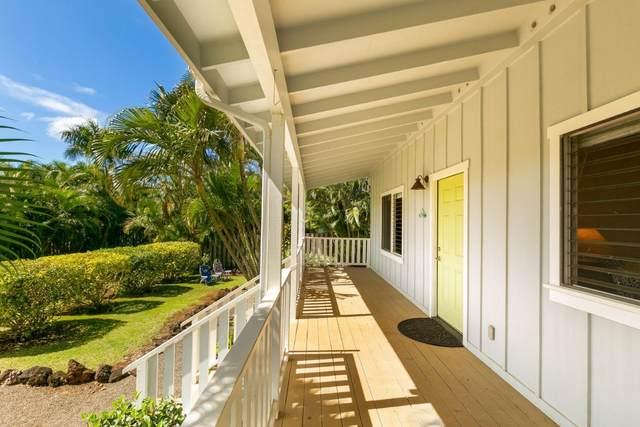 3186-B Hikina Rd, Koloa, HI 96756 (MLS #648649) :: Kauai Exclusive Realty
