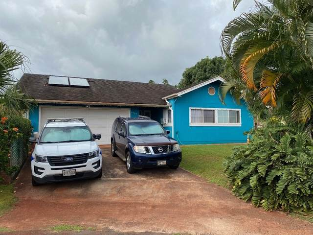 3539 Makoa St, Hanapepe, HI 96716 (MLS #648653) :: LUVA Real Estate