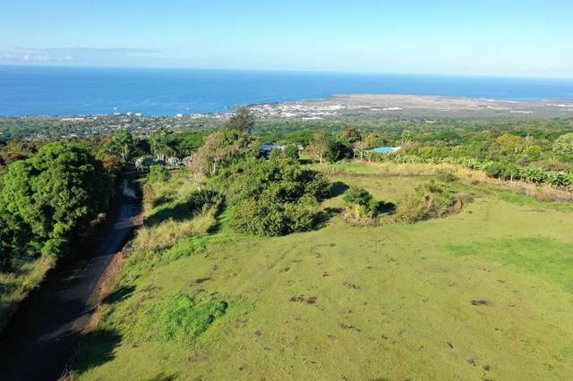 Address Not Published, Holualoa, HI 96740 (MLS #648657) :: LUVA Real Estate