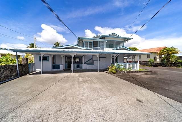 594 Hinano St, Hilo, HI 96720 (MLS #648678) :: LUVA Real Estate