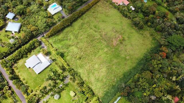 Maile St, Pahoa, HI 96778 (MLS #648693) :: LUVA Real Estate