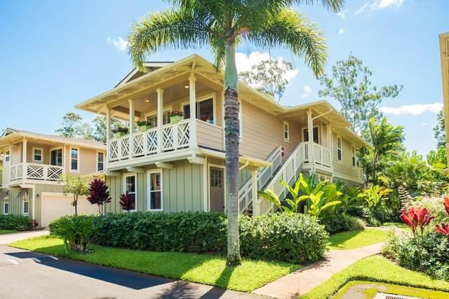 4919 Pepelani Lp, Princeville, HI 96722 (MLS #648707) :: LUVA Real Estate
