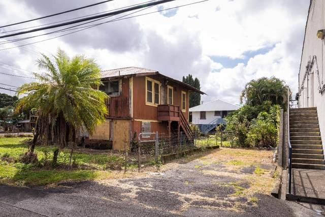98 Kohola St, Hilo, HI 96720 (MLS #648711) :: Steven Moody