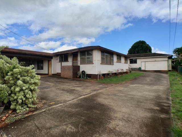 4810 Moi Rd, Hanapepe, HI 96716 (MLS #648735) :: LUVA Real Estate
