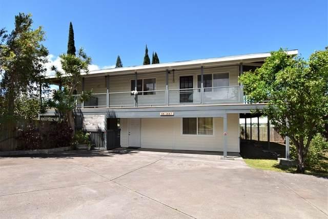 66-1667 Kawaihae Rd, Kamuela, HI 96743 (MLS #648768) :: LUVA Real Estate
