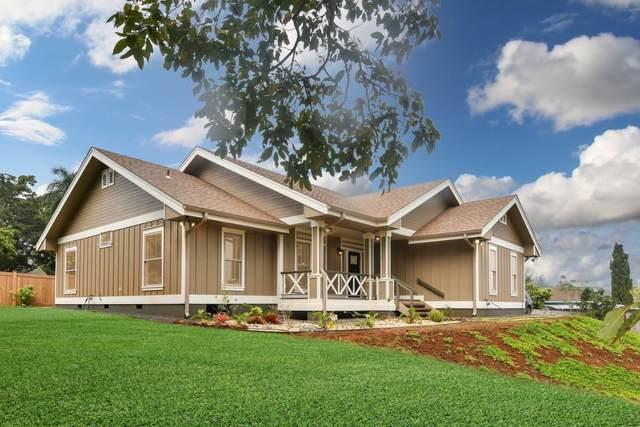 4643-D Puuwai Rd, Kalaheo, HI 96741 (MLS #648786) :: Kauai Exclusive Realty