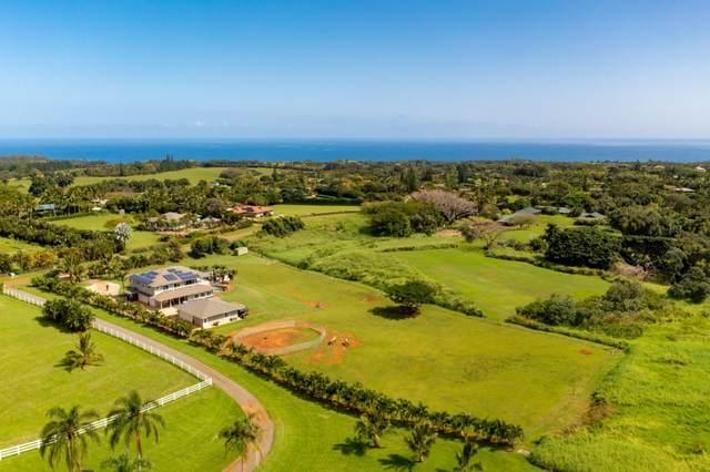 4633 Kapuna Rd, Kilauea, HI 96722 (MLS #648790) :: Kauai Exclusive Realty