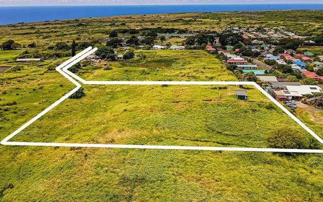 Ka'alaiki Rd., Naalehu, HI 96772 (MLS #648794) :: Corcoran Pacific Properties