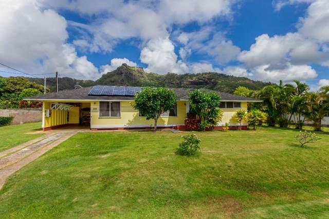 285 Hookipa Rd, Kapaa, HI 96746 (MLS #648843) :: Kauai Exclusive Realty
