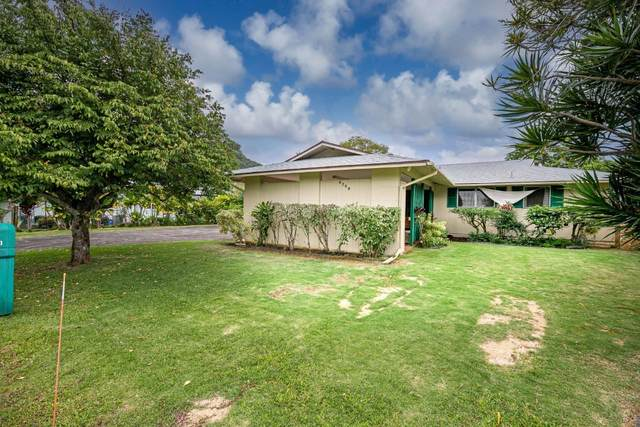 5753 Noni St, Kapaa, HI 96746 (MLS #648848) :: Kauai Exclusive Realty