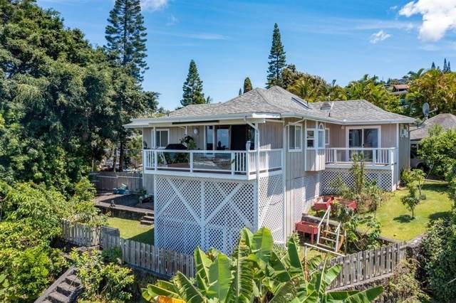 73-1146 Mahilani Dr, Kailua-Kona, HI 96740 (MLS #648855) :: Steven Moody