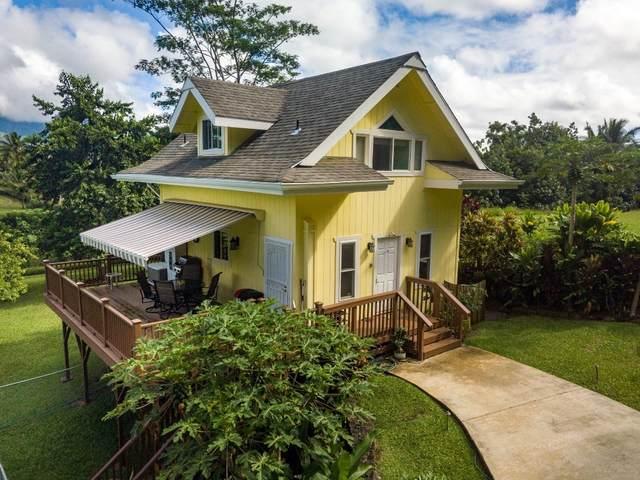 564-C Kamalu Rd, Kapaa, HI 96746 (MLS #648859) :: Corcoran Pacific Properties