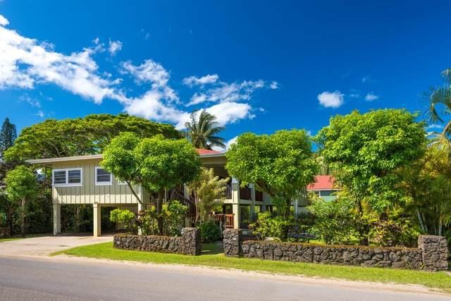 4412 Aku Rd, Hanalei, HI 96722 (MLS #648872) :: Kauai Exclusive Realty