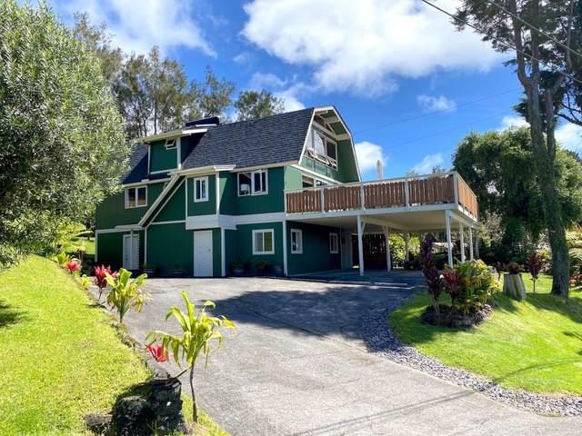 64-660 Puu Olu Pl, Kamuela, HI 96743 (MLS #648885) :: LUVA Real Estate