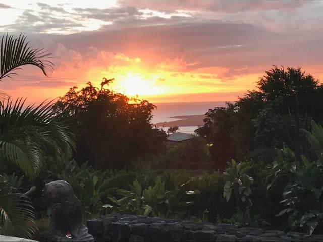 83-991 Kapukalua Pl, Captain Cook, HI 96704 (MLS #648913) :: Hawai'i Life