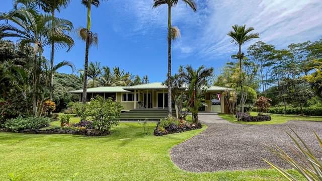 15-1889 11TH AVE (KIKA), Keaau, HI 96749 (MLS #648962) :: Iokua Real Estate, Inc.