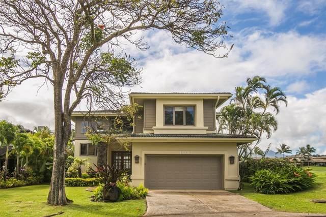 4001 Aloalii Dr, Princeville, HI 96722 (MLS #648974) :: LUVA Real Estate