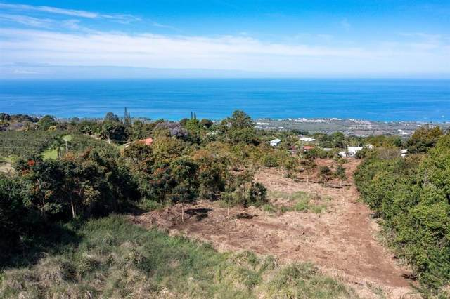 76-1015 Waiono Ranch Rd, Holualoa, HI 96725 (MLS #648984) :: LUVA Real Estate