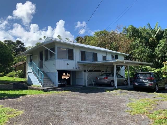 590 Kaiwiki Rd, Hilo, HI 96720 (MLS #648986) :: LUVA Real Estate