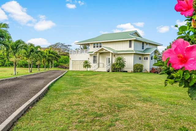2623 Halalu St, Koloa, HI 96756 (MLS #649010) :: Kauai Exclusive Realty