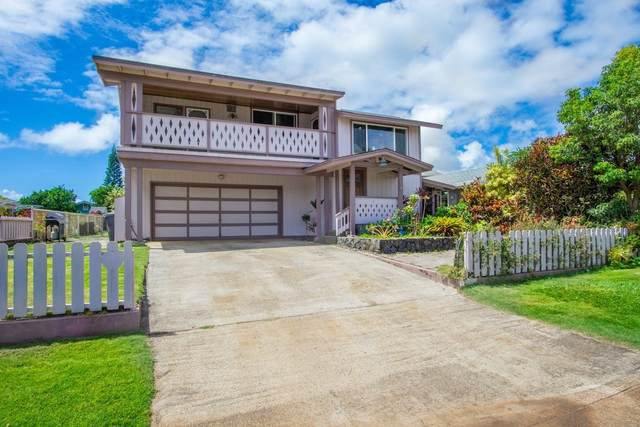 5451 Kula Mauu St, Kapaa, HI 96746 (MLS #649012) :: Kauai Exclusive Realty