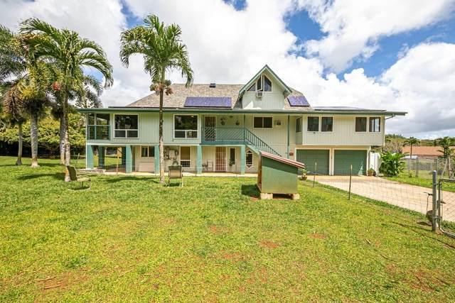 1731 Mauna Ikena Rd, Kapaa, HI 96746 (MLS #649052) :: Team Lally